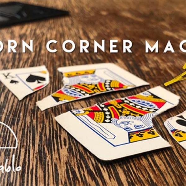 Torn Corner Machine 2.0 (TCM) by Juan Pablo