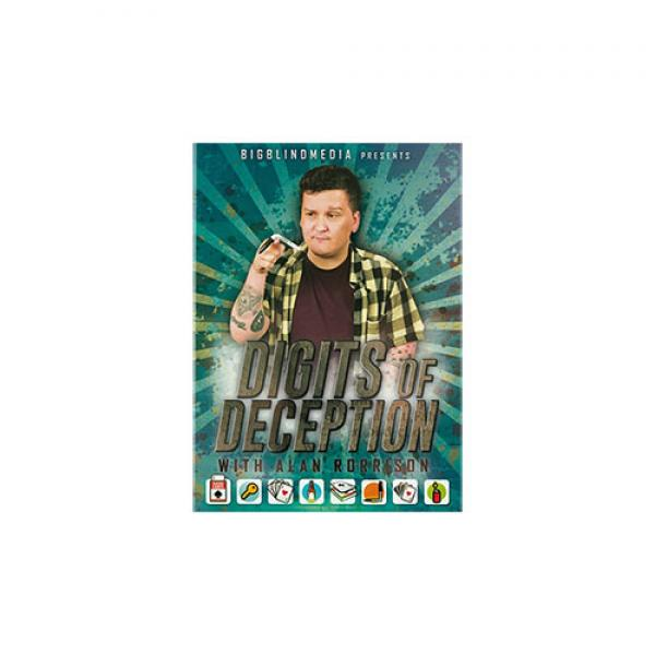 Digits of Deception with Alan Rorrison video DOWNL...