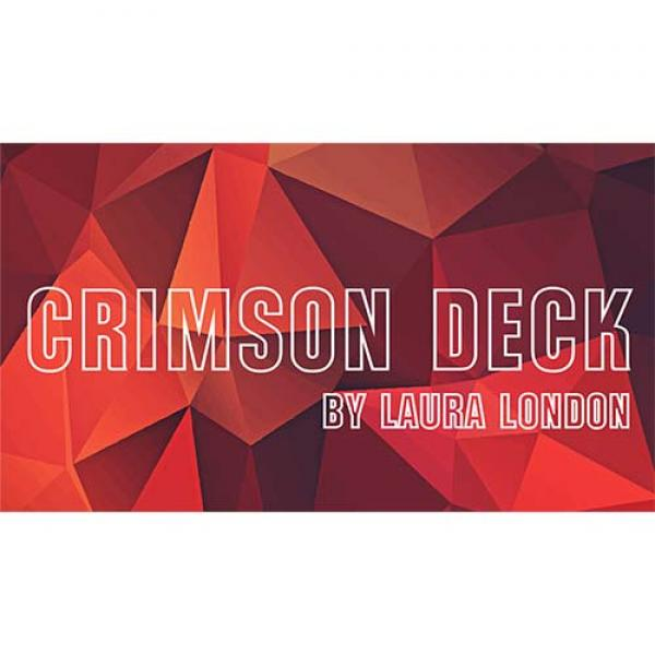 Crimson Deck (Gimmicks and Online Instructions) by...