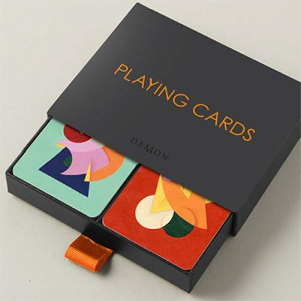 Charlie Oscar Patterson x Yolky Games Playing Card...