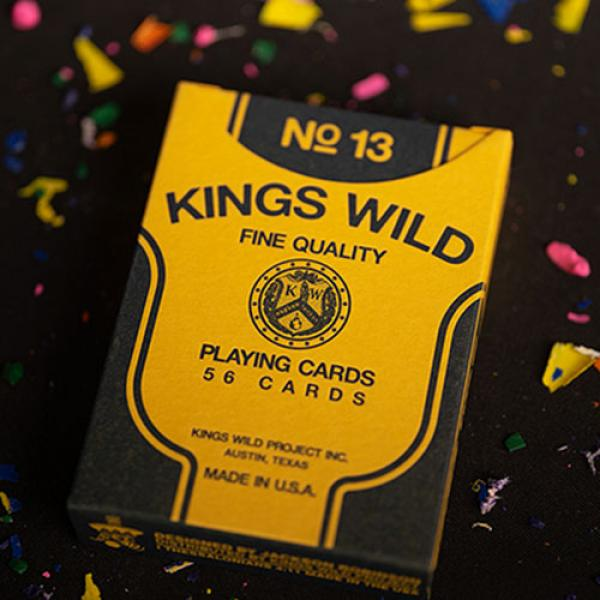 Back To School Playing Cards by Kings Wild Project...