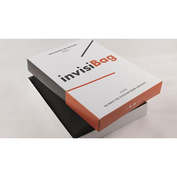 Invisibag (Black) by Joao Miranda and Rafael Baltr...