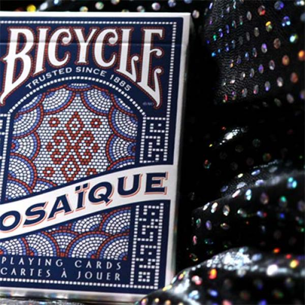Bicycle Mosaique Playing Cards by US Playing Card