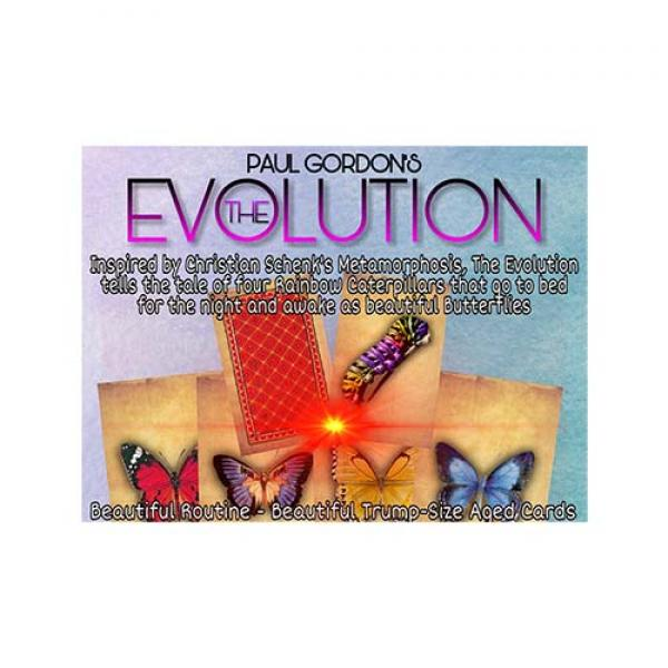 EVOLUTION by Paul Gordon