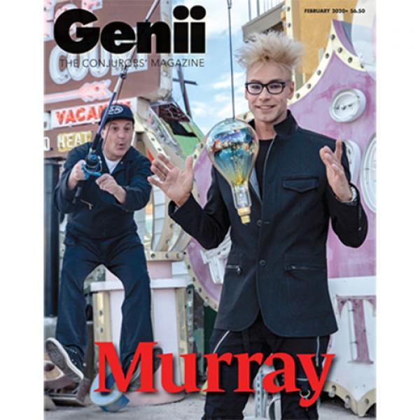 Genii Magazine February 2020 - Libro