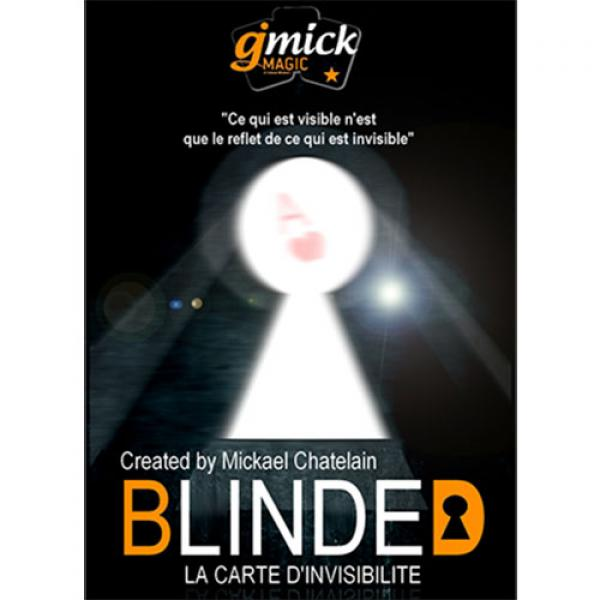 BLINDED BLUE (Gimmick and Online Instructions) by ...