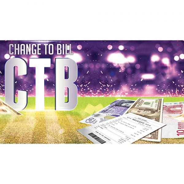CTB (Gimmicks and Online Instructions)  by Alexand...