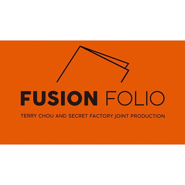 Fusion Folio (Gimmicks and Online Instructions) by Terry Chou & Secret Factory