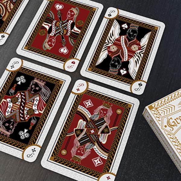Grandmasters Casino (Standard Edition) Playing Car...