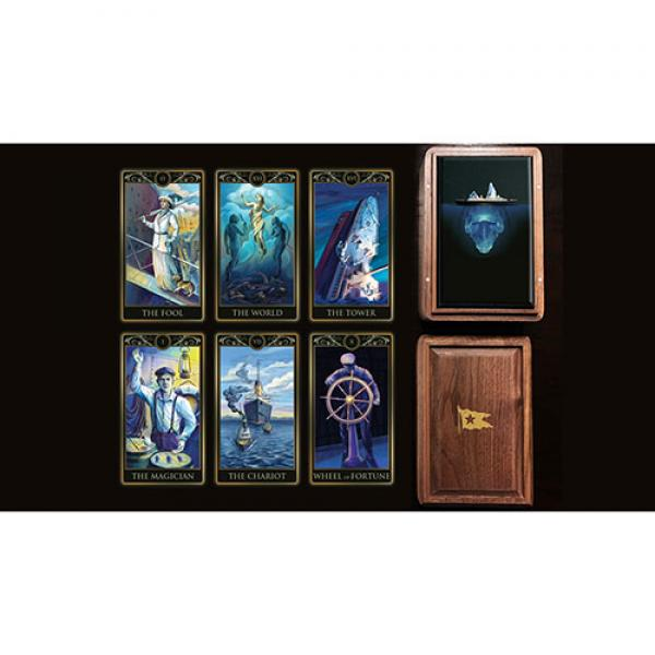 Deluxe Titanic Tarot Cards (Wood Box and Boarding ...
