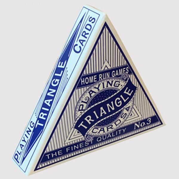 Triangle (Blue) Playing Cards