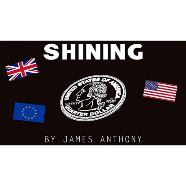 Shining EURO (Gimmicks and Online Instructions) by...