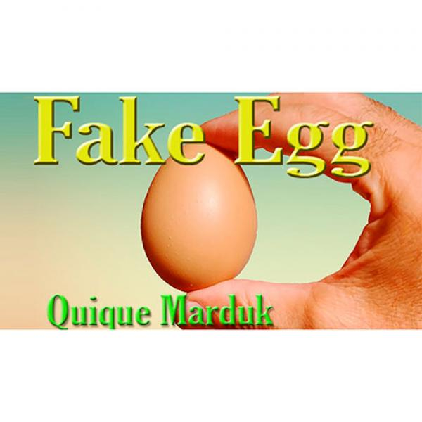 Fake Egg Brown by Quique Marduk