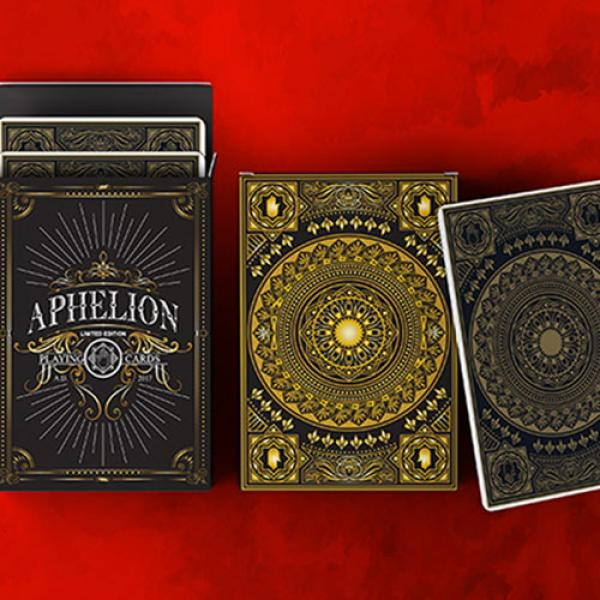Aphelion™ Playing Cards - Black Edition Playing ...