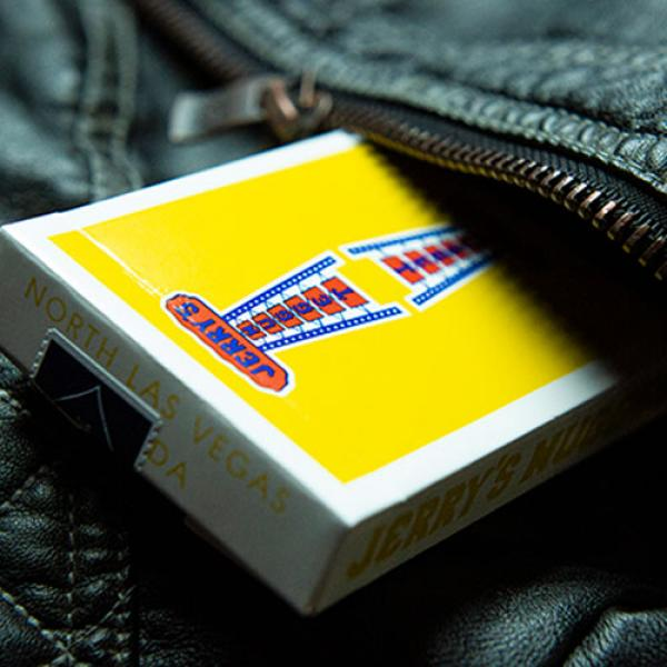 Vintage Feel Jerry's Nuggets (Yellow) Playing Card...