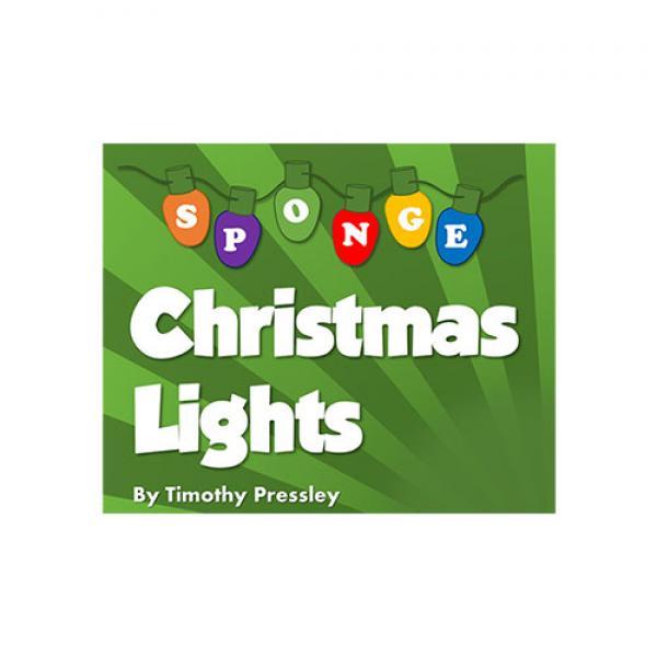 Super-Soft Sponge Christmas Lights by Timothy Pres...
