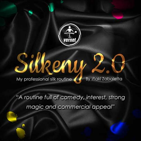 Silkeny 2.0 (Gimmicks and Online Instructions) by ...