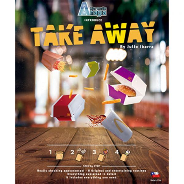 Take Away (Gimmicks and Online Instructions) by Ap...