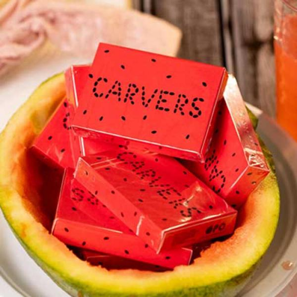 Carvers Playing Cards by Riffle Shuffle