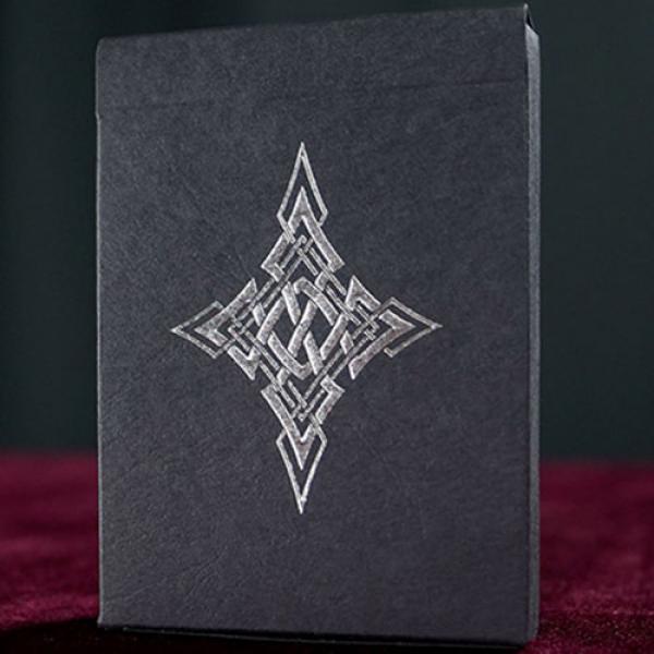 Diamond Marked Playing Cards by Diamond Jim tyler