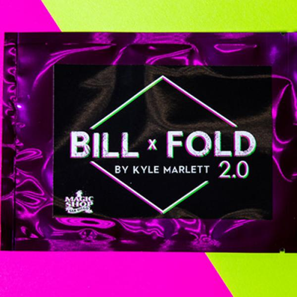 BILLFOLD 2.0 (Pre-made Gimmicks and Online Instruc...