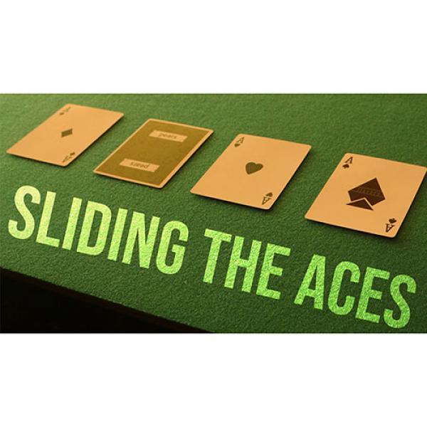 Magic Encarta Presents Sliding The Aces by Vivek S...