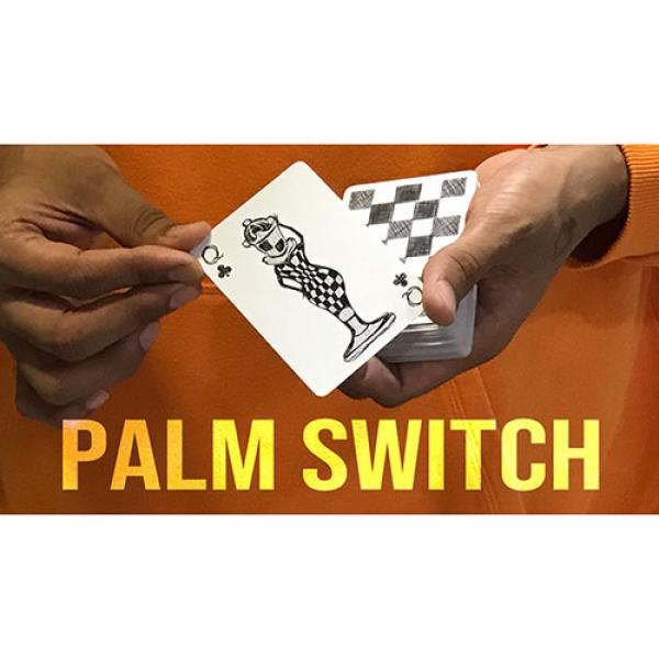 Magic Encarta Presents Palm Switch & Palm Cont...