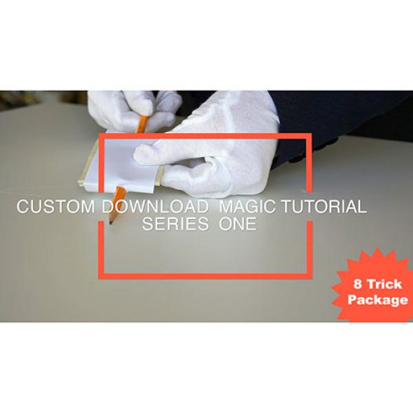 8 Trick Online Magic Tutorials / Series #1 by Paul...