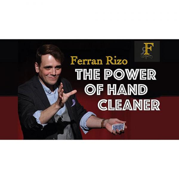 The Power of Hand Cleaner by Ferran Rizo video DOW...