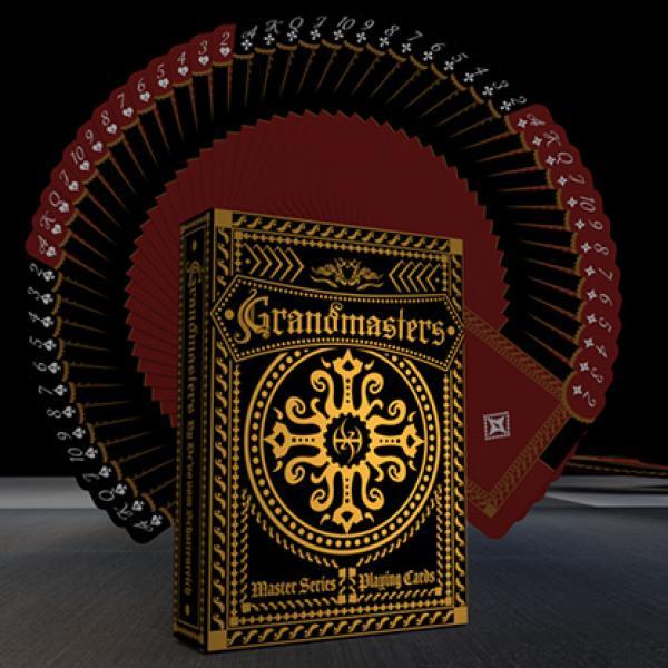 Mazzo di carte Grandmasters Casino XCM (Standard E...