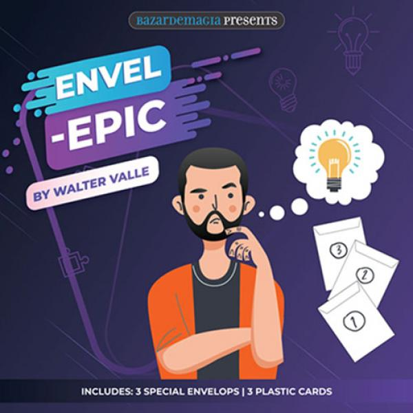 Envel - Epic (Gimmicks and Online Instructions) by...