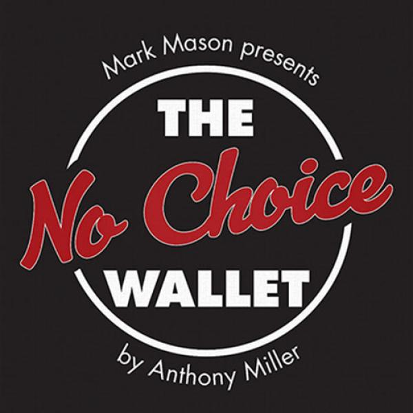 No Choice Wallet (Gimmick and Online Instructions)...