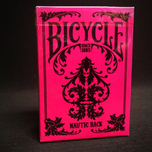 Bicycle Nautic Pink Playing Cards by US Playing Ca...