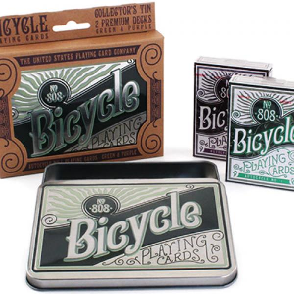 Bicycle Retro Tin Playing Cards by US Playing Card...
