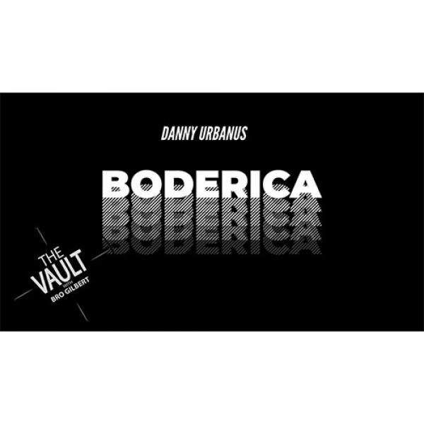 The Vault - Boderica by Danny Urbanus video DOWNLO...