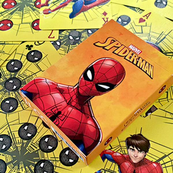 Spider Man V3  Deck by JL Magic
