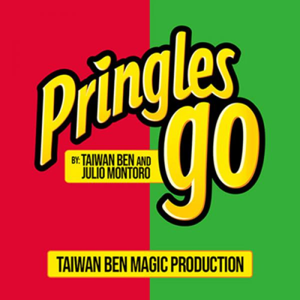 Pringles Go (Green to Yellow) by Taiwan Ben and Julio Montoro