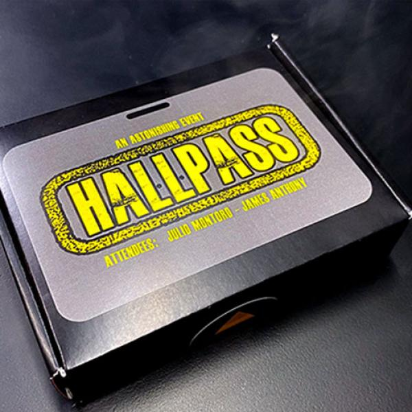 HALLPASS (Gimmicks and Online Instructions) by Jul...
