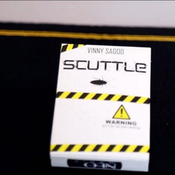 Scuttle (Gimmicks and Online Instructions) by Vinn...