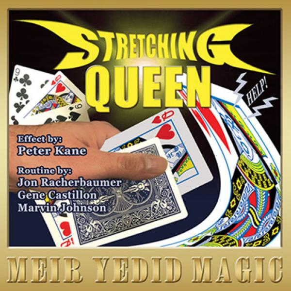 The Stretching Queen (Gimmicks and Online Instruct...