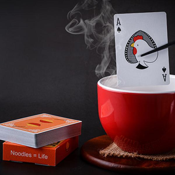 Noodlers Playing Cards