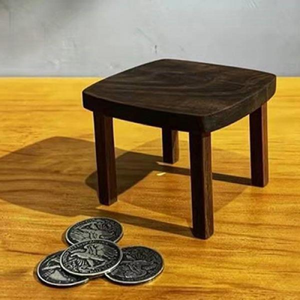 Mini Wood Table by JL Magic