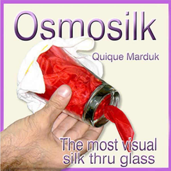Osmosilk by Quique Marduk
