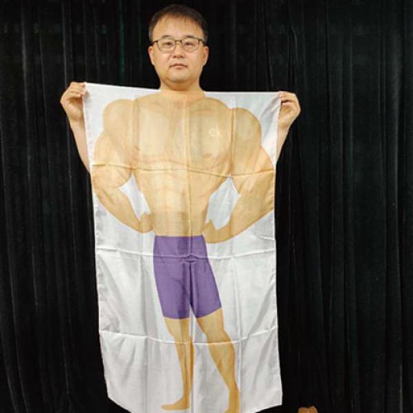 Headless Silk (Body Man) by JL Magic