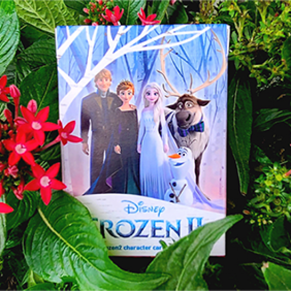 Frozen 2 Spirits Queen Ver Deck by JL Magic