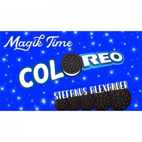 ColOreo By Magik Time & Stefanus Alexander vid...