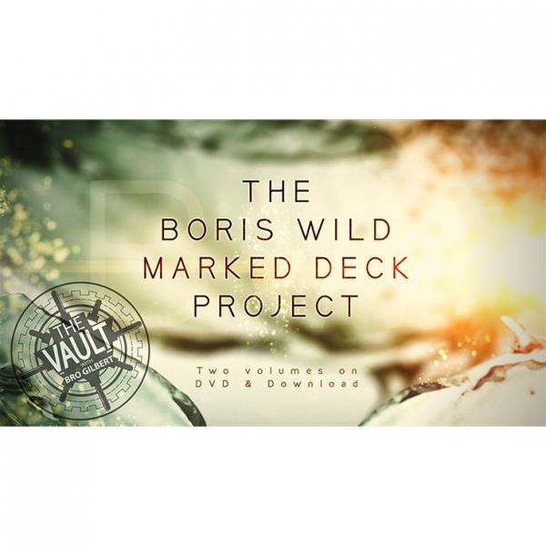 The Vault - Boris Wild Marked Deck Project by Bori...