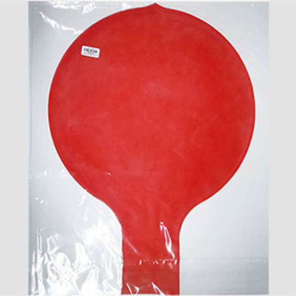 Entering Balloon RED (160cm - 80inches)  by JL Mag...