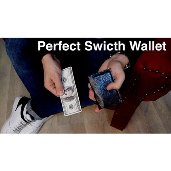 Perfect Switch Wallet by Victor Voitko (Gimmick an...