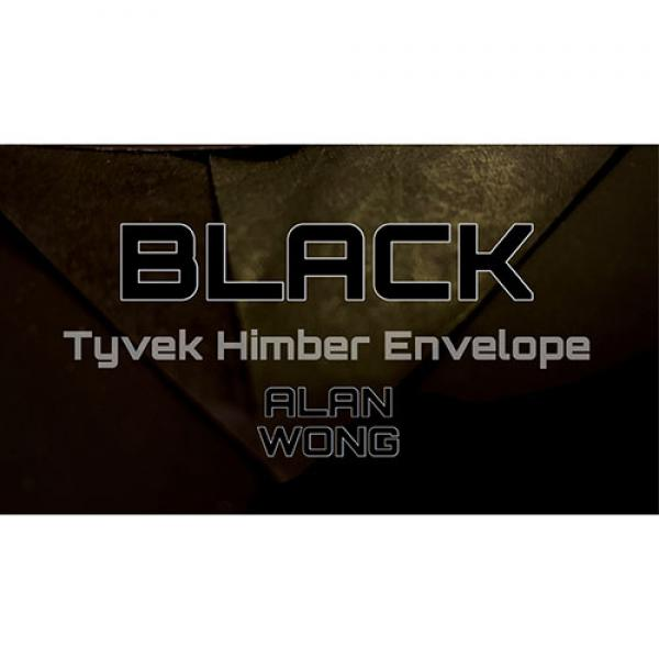 Tyvek Himber Envelopes BLACK (10 pk.) by Alan Wong